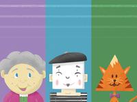 Shape Characters