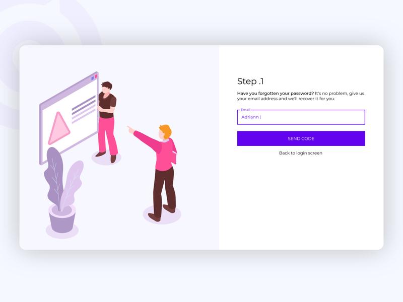 App for Designers - Product design typography minimal illustration application web app design vector product design illustrations design clean app