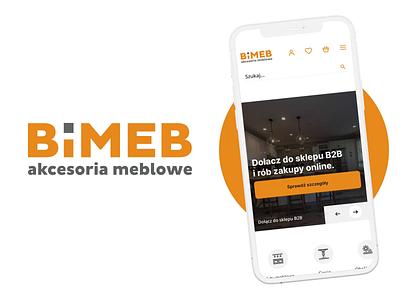 Bimeb mobile interface app design interface shopping app app mobile ux ui