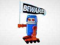 Bewarecollective Robot