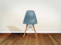 Bewarecollective / Eames chair 2D art