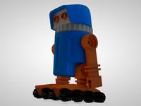 Bewarecollective / Playmobil Robot