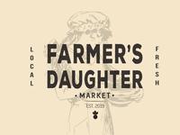 Farmer's Daughter branding