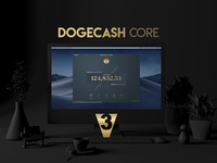 DogeCash™ Cryptocurrency Wallet (Mac, Win, Linux)