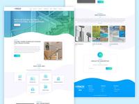 Rinox Web template