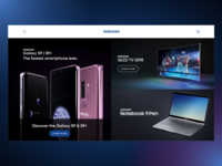 samsung website