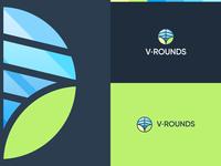 V-Rounds logo