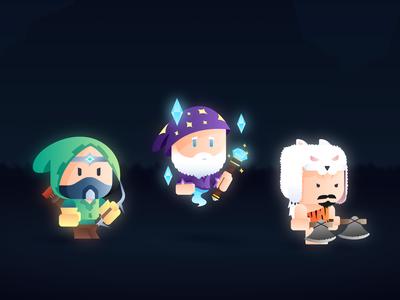 Game Hero's