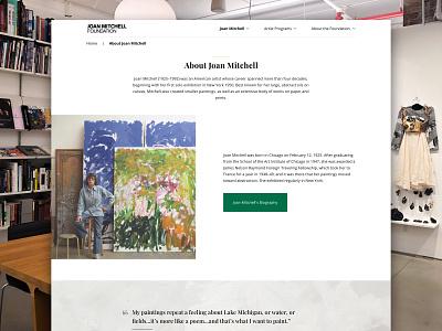 Landing Page ui design landing page