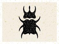 Beetle Stamp