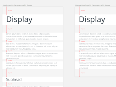 Typographical Whitespace System