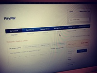 Redesigning PayPal