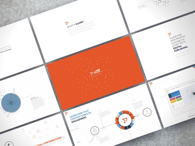 Non-Profit Technology Concept Package pitch deck creative direction branding conference design presentation powerpoint