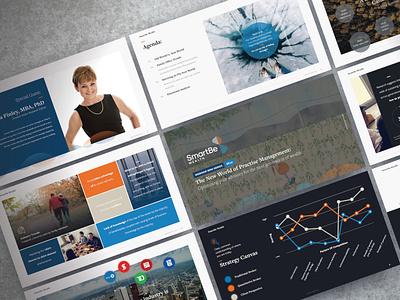 ETF Provider Webinar Series EP01 ui logo illustration presentation powerpoint pitch deck design creative direction conference branding