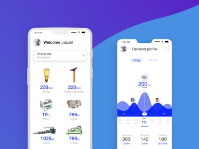 Building management app