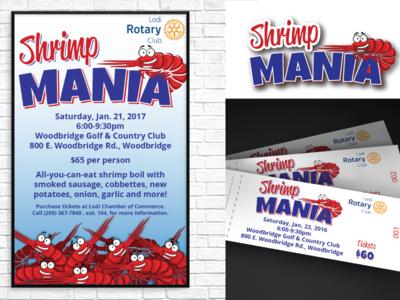 Event Promotion - Shrimp Mania