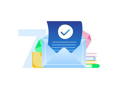 7. Approval illustration email approval