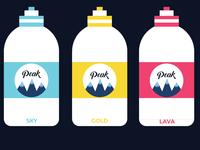 Peak Bottles
