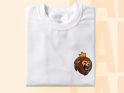 FF 2 tshirt tees illustration vector lions lion