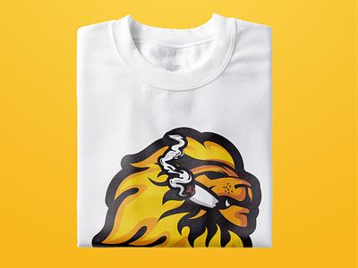 pak heri   4 design vector logo lions lion illustration