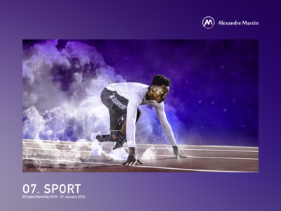 Athletic start Wallpaper graphic new year wallpaper smoke athletic photoshop