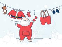 Short Santa