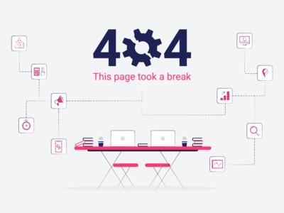 Keyvision 404