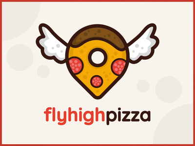 Fly high pizza