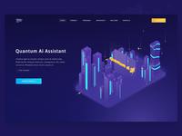 Website Design for Quantum Ai