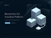Blockchain 4.0 Web Platform