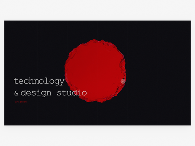 Creative Design Studio data web design web dribbble 3d illustration visualization design ux ui