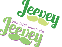 Jeevey Logo in process