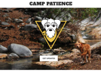 Camp Patience Home Page