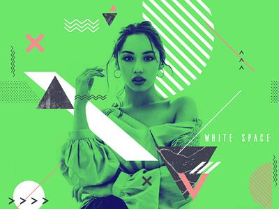 Shades or Duotone duotone design ui photo manipulation graphic design web design contemporary clean design minimal
