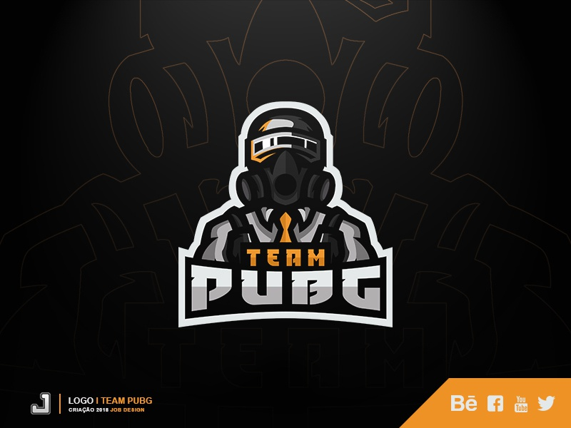 Logo Team Pubg By Job Design On Dribbble