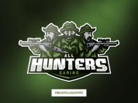 Logo eSports - All Hunters gaming