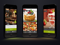 Food ordering app