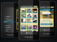 app for BB hackaton contest