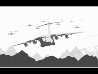 Boeing Globemaster C-17