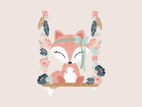 Bohemian Friends - Fox