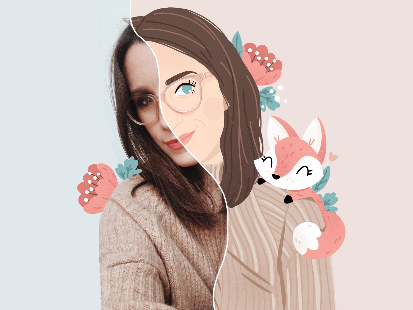 Toonme Challenge by Ewa Brzozowska on Dribbble