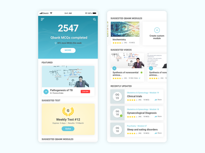 Marrow Concept Design app design healthcare app medical app concept design mobile minimal ux clean ui