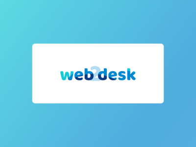 web2desk - Logo