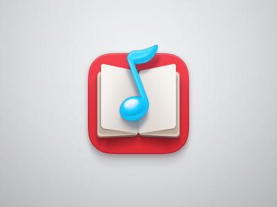 Read Music Icon