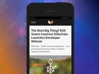 Bitcoin Magazine Article