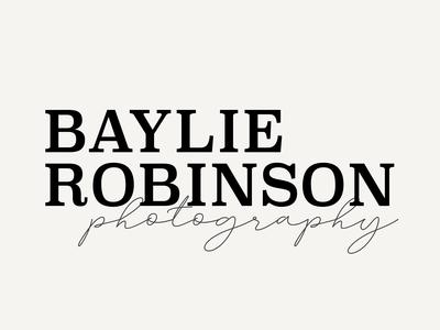 Bailey Robinson Photography Logo