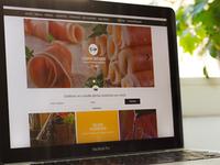 Homepage Redesign - Emporio Pata Negra