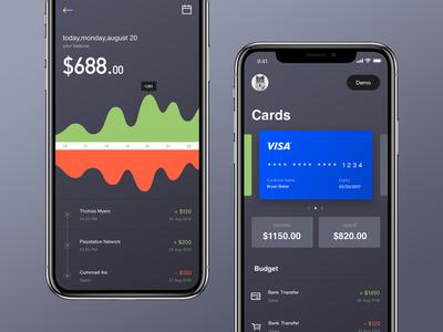 Financial-Card