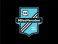 MilesHerndon AIGA Kickball Crest