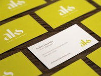AKS Business Cards